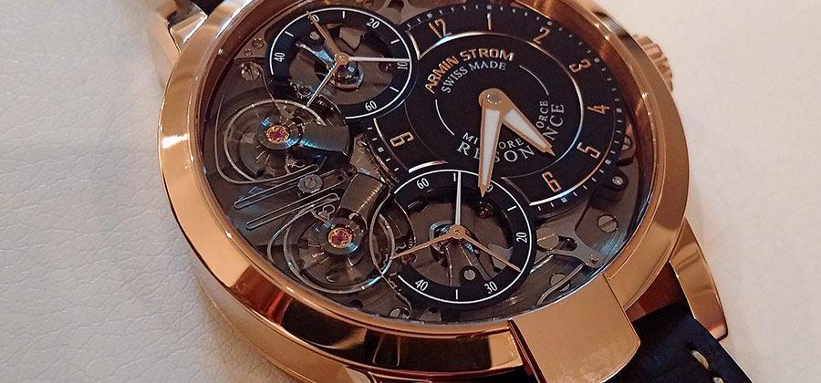 Armin Strom Swiss Made Watch