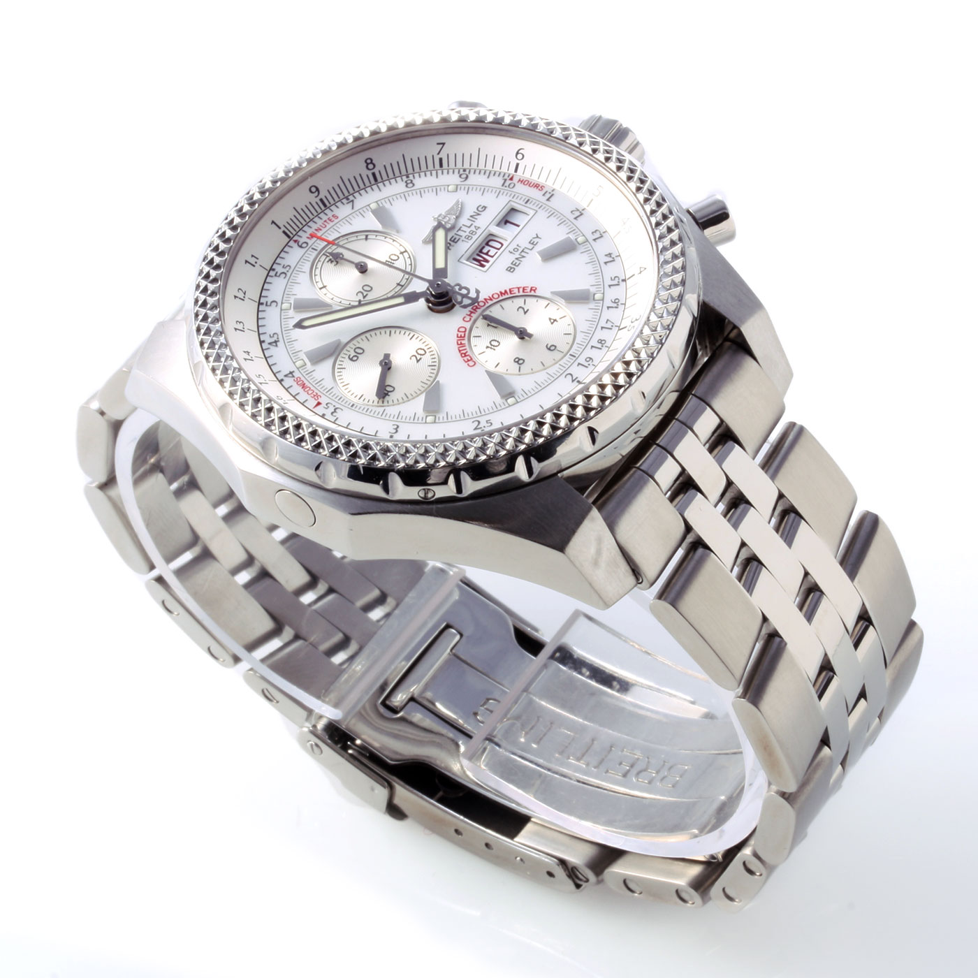 mark bentley breitling edition vi watches for owned pre limited